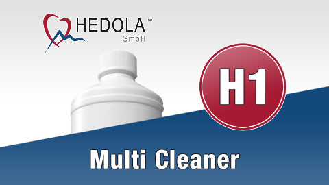 H 1 – Multi Cleaner